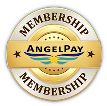 AngelPay Membership Seal--Returning wealth and power back to the creators and merchants of value.